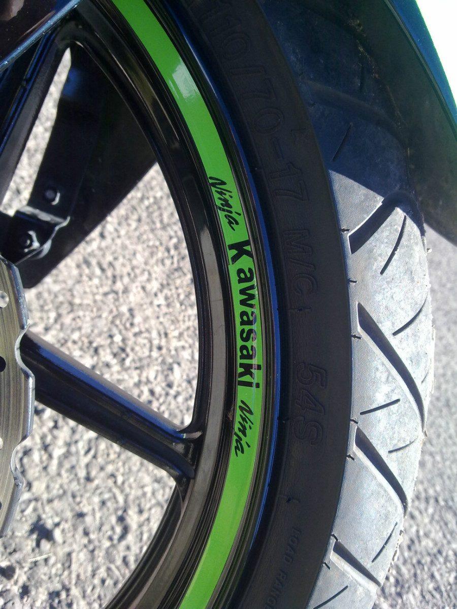 910f1868 cintas para llantas d moto reflectivas,adhesivo,calco,ruedas. Cargando zoom.