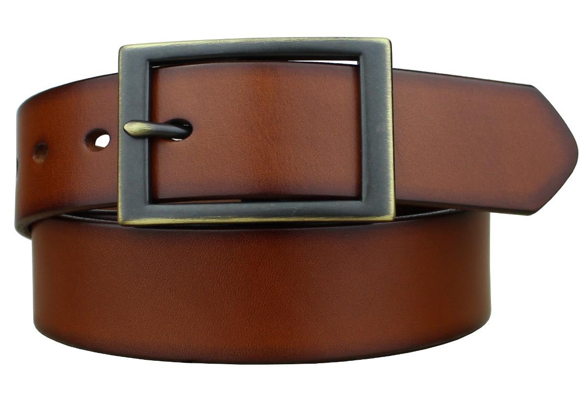 Cinturón De Cuero Genuino De Hombres De Bullko Marrón 32- - U S 71 ... e4b3ca434ad1