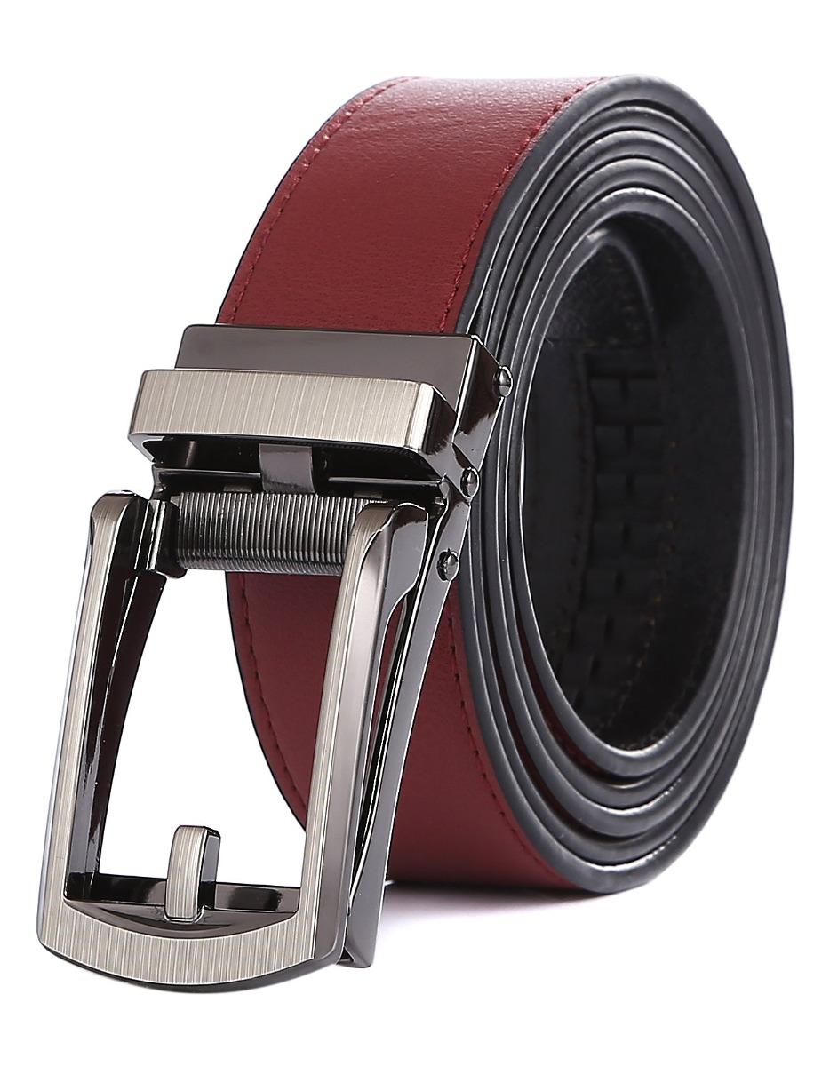 cinturones de trinquete de cuero tonywell para hombre con. Cargando zoom. 1a64abdb2462