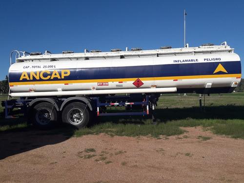cisterna de combustible