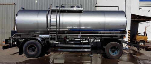 cisternas belgrano para transporte de leche