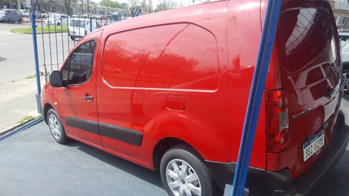 citroën berlingo 100% financiada en $