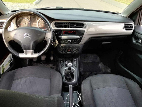 citroën c-elysée 1.6  exclusive