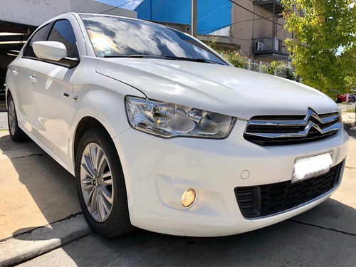 citroën c-elysée exclusive 2015 70.000 km permuto financio