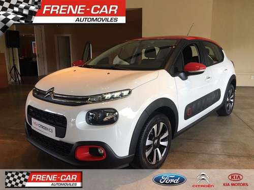 citroën c3 new shine, en sus 6 versiones!! 0km, frene car
