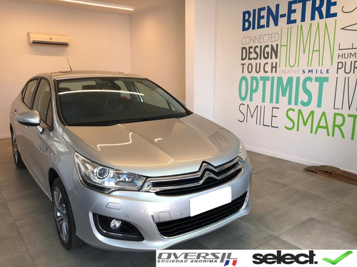 citroën c4 1.6 exclusive 6at thp 165cv am16