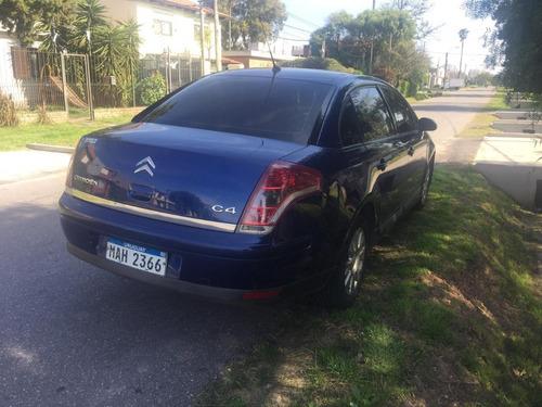 citroën c4 2.0 exclusive sedan inmaculado,extra full aerocar