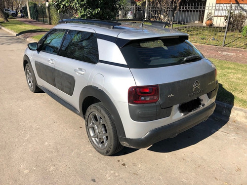 citroën c4 cactus feel 1.2 2016 sin turbo. financio permuto