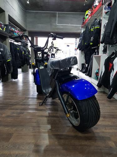 city-go moto electrica a bateria extraible 20 ah.
