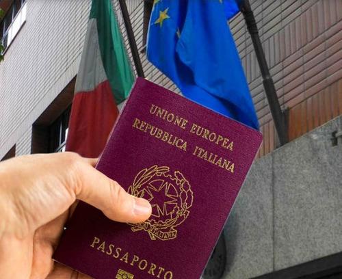 ciudadanía italiana localización de partida de tu antepasado