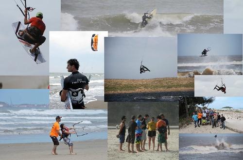 clases de kite surf!