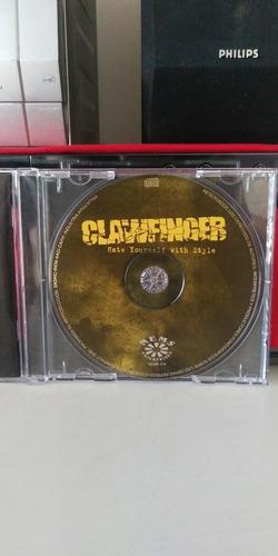 clawfinger (metalcore industrial no rammstein) igual a nuevo