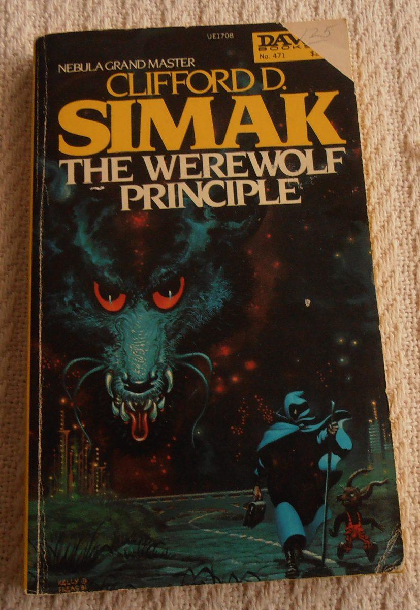 the werewolf principle simak clifford d