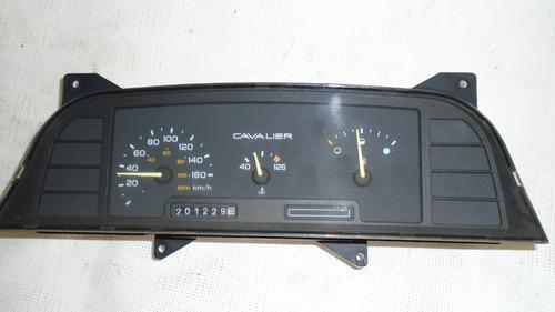cluster cuadro instrumentos tablero chevrolet cavalier 93-94