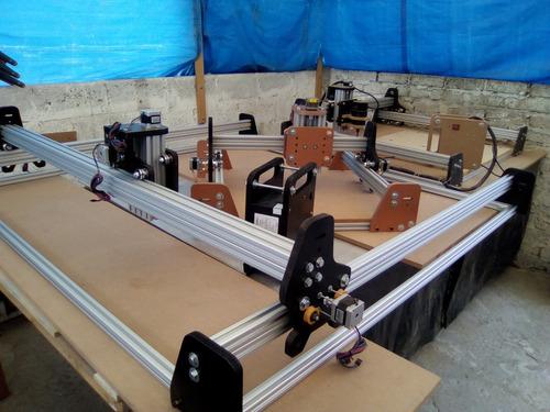 cnc robusta vs100 120x120cm (equipo completo)
