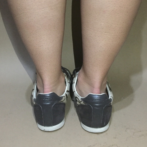 coach mujer tenis