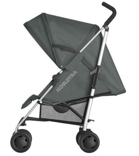 coche bebe de paseo aluminio koelstra simba t4 gris