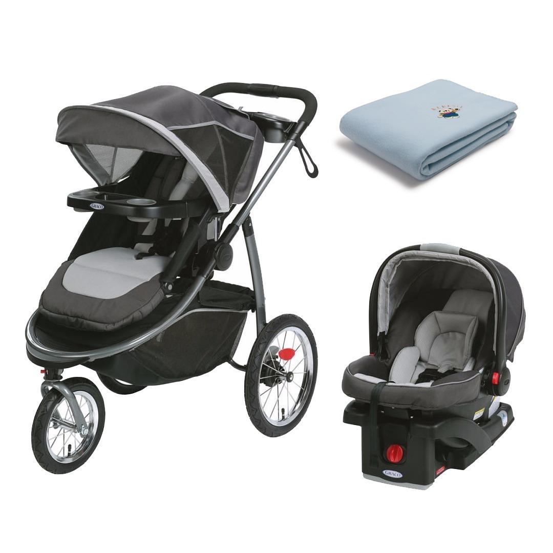 884be3340 coche bebe graco con silla para auto modes jogger + regalo. Cargando zoom.