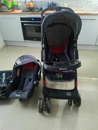 coche de bebe usado en buen estado