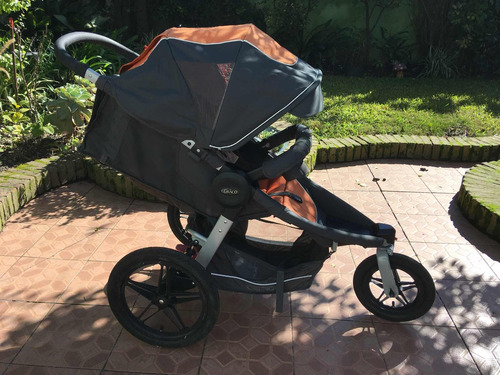 coche graco relay - jogging