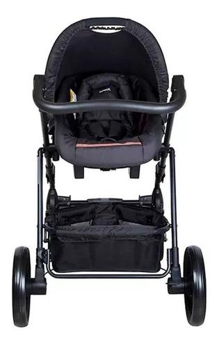 coche para bebe con silla para auto cloud infanti + regalo