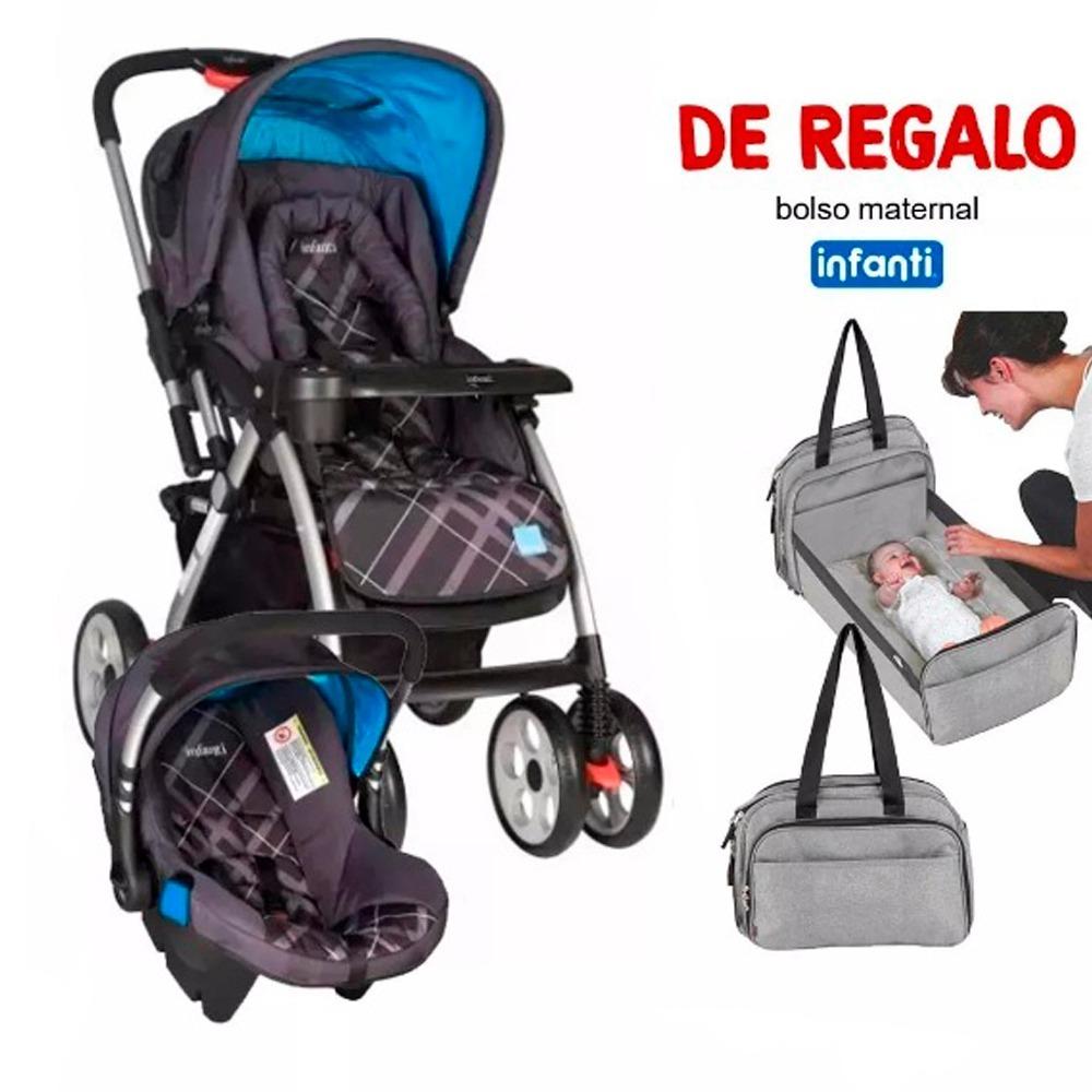 b587348f5 Coche Para Bebe C/silla Para Auto Tucson Infanti + Regalo - U$S 459,00 en  Mercado Libre