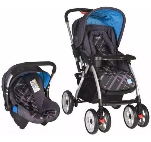 coche paseo travel system con base tucson infanti