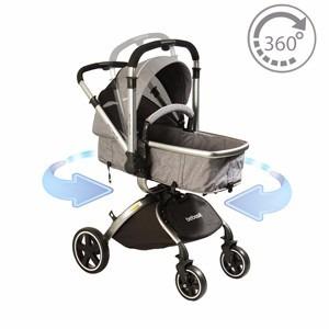 coche travel system 360º bebesit