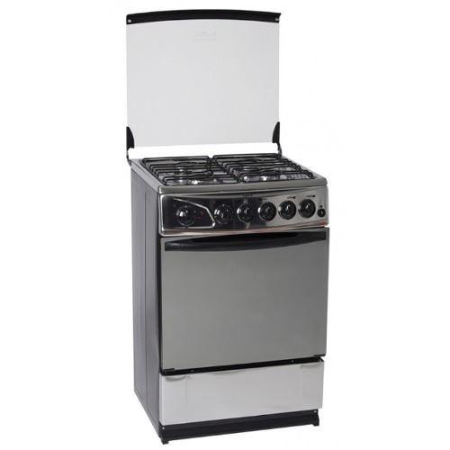 cocina combinada gafa g 3805  acero inoxidable - vía confort