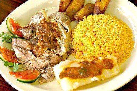 cocina cubana. paso a paso. los platos del pueblo. cuba.
