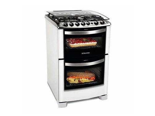cocina electrolux 56dtb doble horno