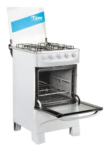cocina tem super gas blanco oferta yanett