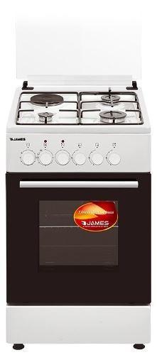 cocinas cocina combinadas electrica james c28 tks b fama