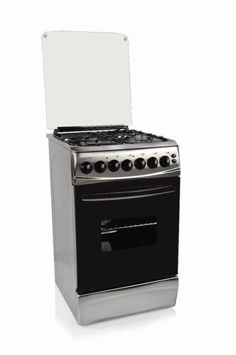 cocinas combinadas delne 5631 inoxidable con disco elect pcm