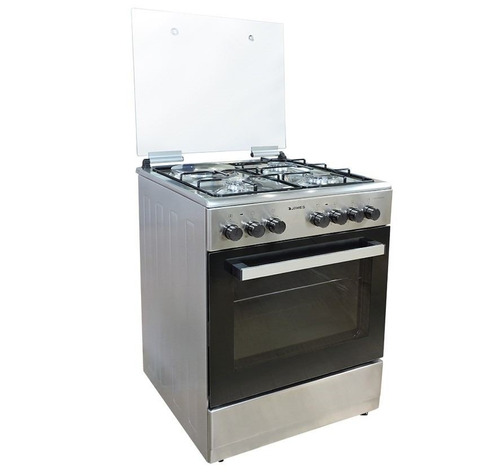 cocinas combinadas james c221 inoxidable 60cm con disco pcm