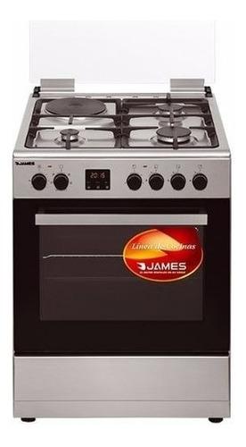 cocinas combinadas james c25 turbina forzador garantía james