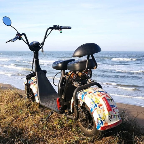 coco bike electrica 1500w