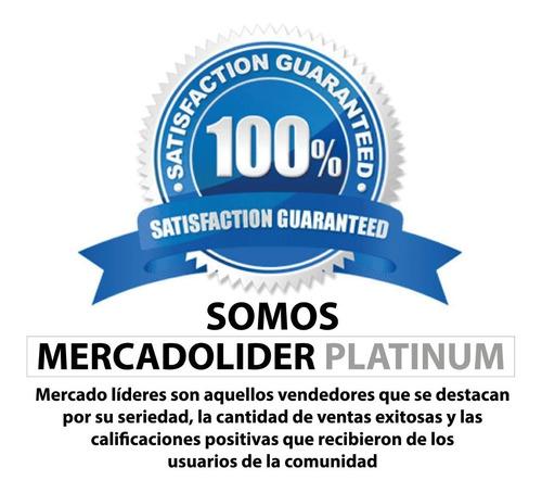 colchon 1 plaza resorte alta calidad gladiador 0.90