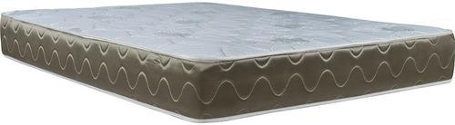 colchón 2 plaza espuma alta densidad 60 colchones ortopédico