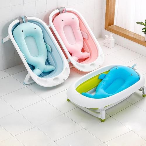 colchon baby splash baño bebe premium float fish premium