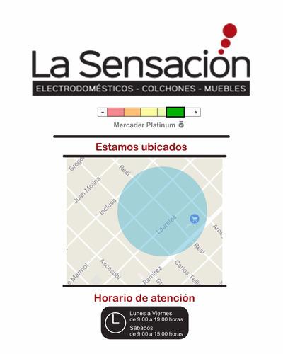 colchon inflable 2 plazas bestway sensacion