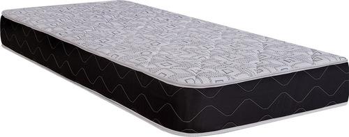 colchón reversible 1 plaza espuma colchones nuevo divino