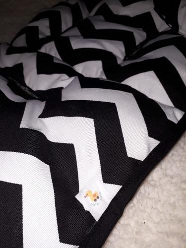 colchón universal para coche de bebé