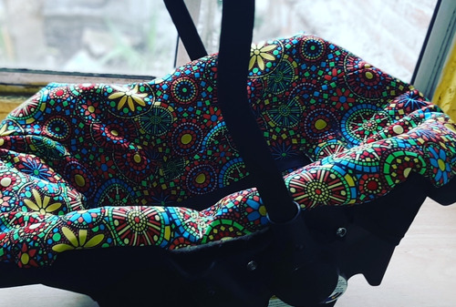 colchon universal para silla de auto/huevito