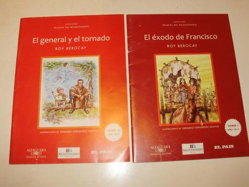 colecc relatos del bicentenario roy berocay alfaguara 2011