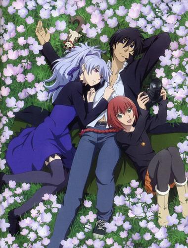 colección anime - darker than black - 30 posters