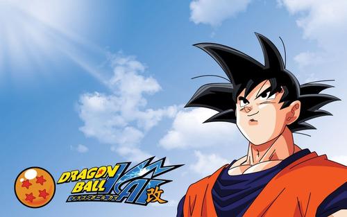 colección anime - dragon ball z - 3 posters