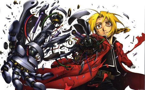 colección anime - fullmetal alchemist - 3 posters