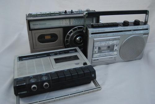 colección grabadora philips 2205 antigua vintage decoracion