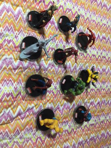 colección muñecos marvel